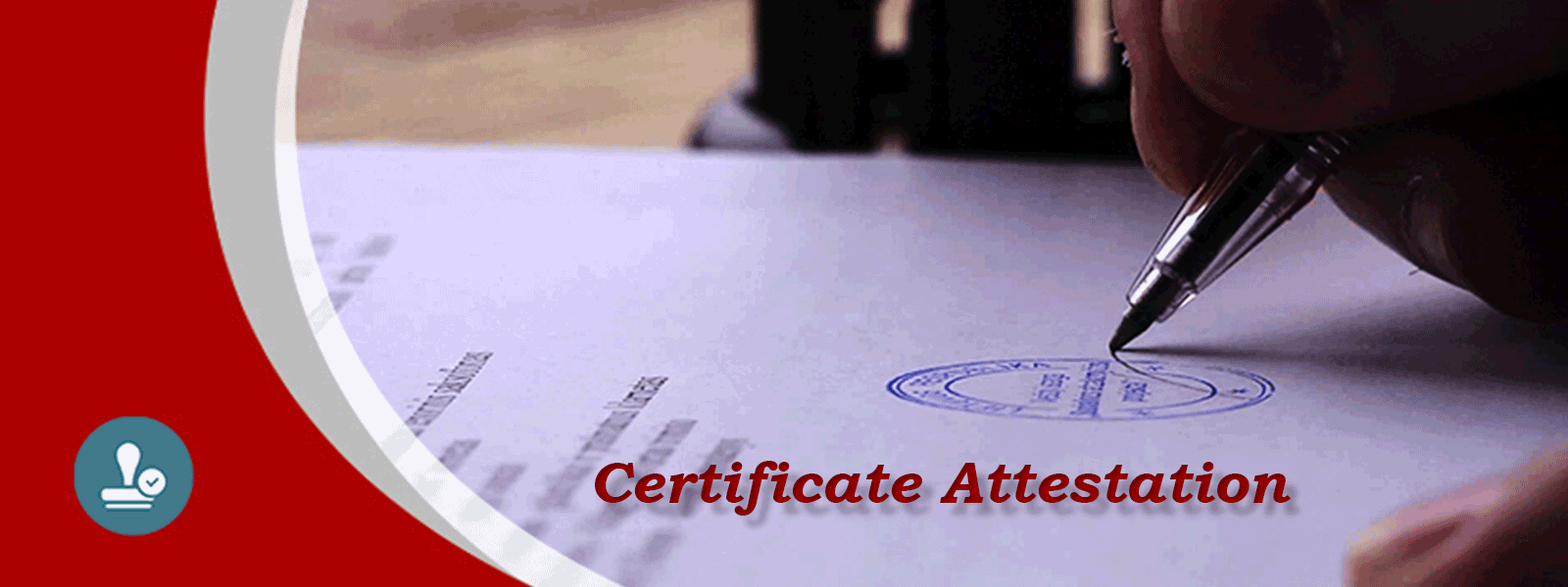 CERTIFICATE ATTESTATION